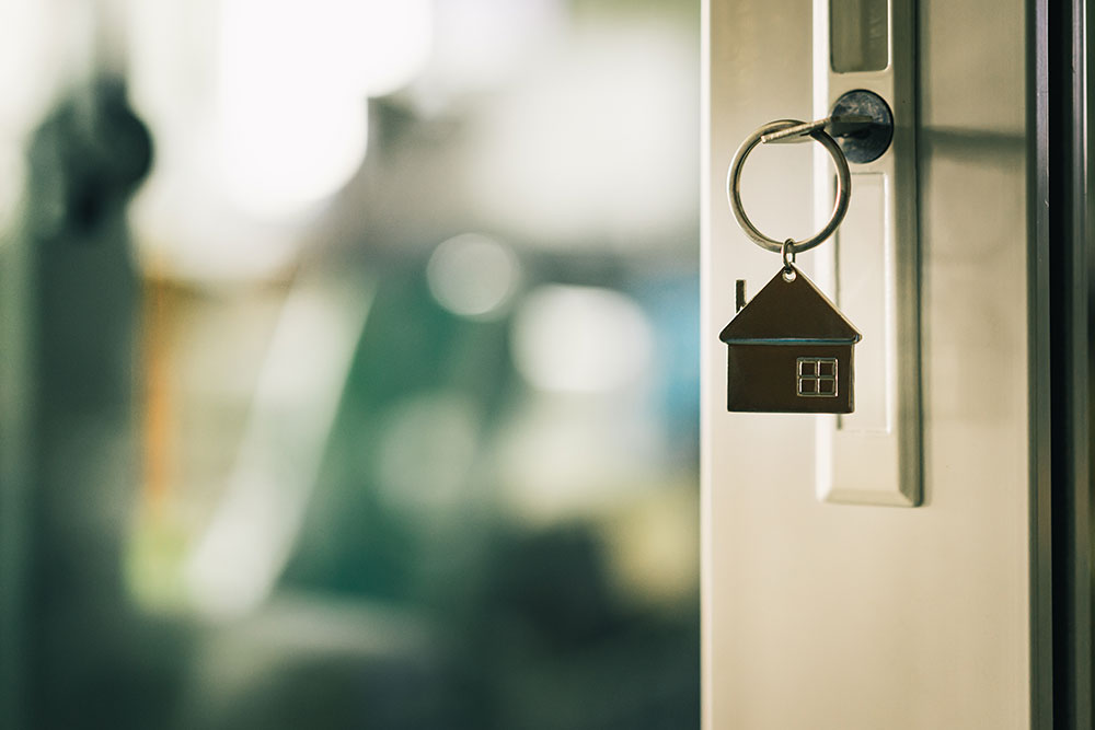 The position of real estate purchasers in...