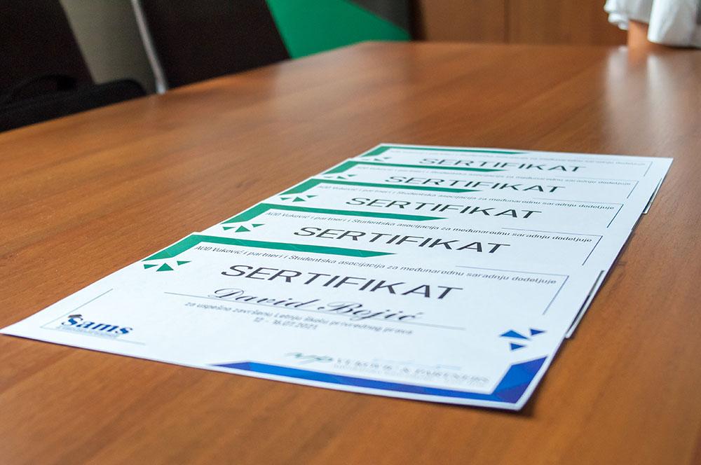 Održana je prva Letnja škola privrednog prava